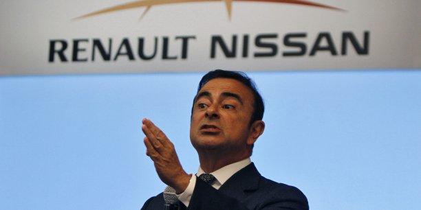 8,3 millions d'unités vendues en 2013 par l'alliance Renault-Nissan. (Reuters/Babu Babu)