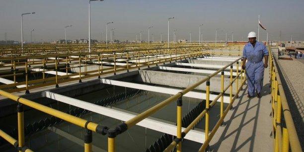 Veolia a remporté en janvier un autre contrat pour une usine de dessalement d'eau de mer au Koweit pour 320 millions d'euros.