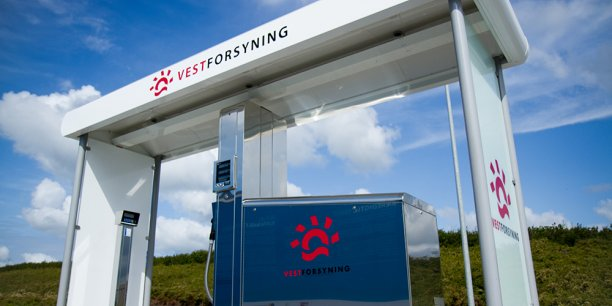 Il n'existe peu ou pas de stations de recharge en hydrogène, même s'il est prévu dans installer le long des autoroute