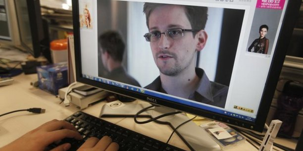 Edward Snowden s'était enfui vers la Russie après avoir dévoilé des informations sur le programme de surveillance mené par l'Agence nationale de sécurité américaine. (Photo : Reuters)