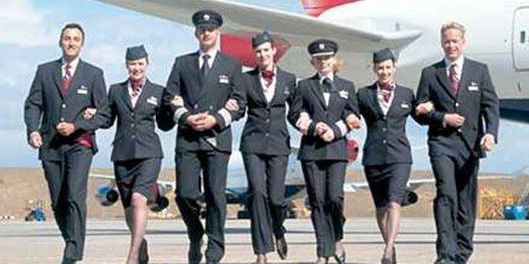 British Airways Les Jeunes Hotesses Reclament Le Droit Au Pantalon