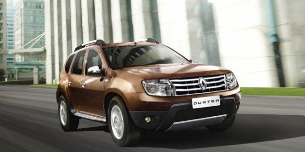 Le Renault Duster marche très bien en Inde