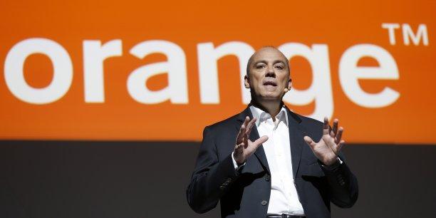 « Nous ne sommes pas hostiles en soi à la réduction du nombre d'opérateurs en France » confie Stéphane Richard, le PDG de l'opérateur historique.