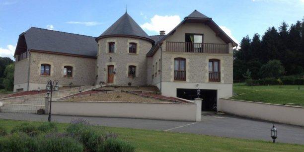Située à une vingtaine de kilomètres de Charleville-Mézières, la maison de Natacha Baudier n'a pas trouvé repreneur sur le marché de l'immobilier classique.