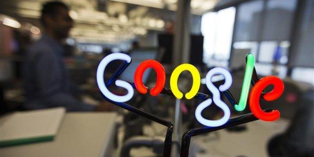 Le titre Google a doublé depuis la mi-juillet 2012. (Photo : Reuters)