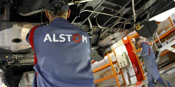 La cession àAlstomdes activités de signalisation ferroviaire de GE a été bouclée en même temps que le rachat par l'américain de la division Energie du français pour 9,7 milliards d'euros