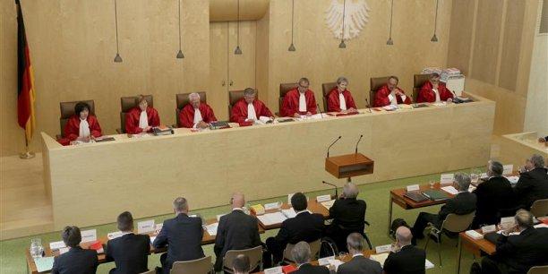 Karlsruhe a jugé inconstitutionnelle la loi électorale pour les européeenes