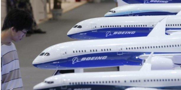 Entre 2012 et 2032, près de la moitié de la croissance du trafic aérien mondial proviendra de liaisons vers la région ou en son sein.