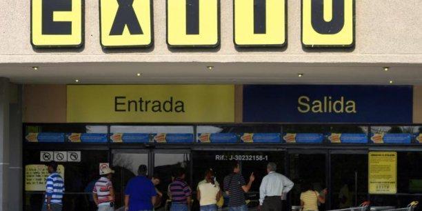 Exito, le premier groupe de distribution en Colombie teste depuis 2014 le modèle du drive.