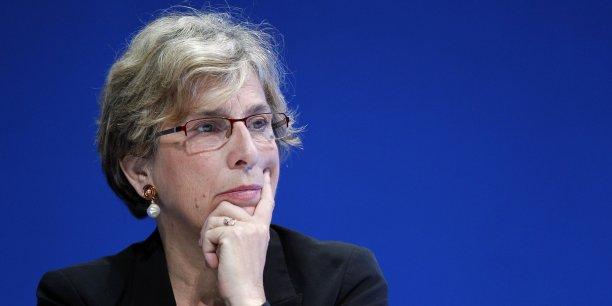 La gauche du parti socialise qui compte dans ses rangs la sénatrice de Paris Marie-Noëlle Lienemann fustige le tournant socio-libéral de François Hollande dans une tribune. (Reuters/Stéphane Mahe)