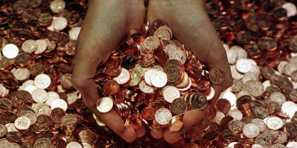 Sous-utilisées par les consommateurs, les pièces rouges coûtent très cher à la Banque de France qui doit en refrapper 800 millions chaque année.
