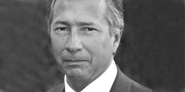 Jérôme Dubus, conseiller de Paris, secrétaire national de l'UMP en charge de la croissance