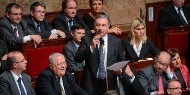 Jean-Luc Moudenc, candidat UMP à la Mairie de Toulouse