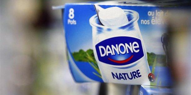 Danone a réalisé un chiffre d'affaires de plus de 21 milliards d'euros l'an dernier, en hausse de 4,8%.