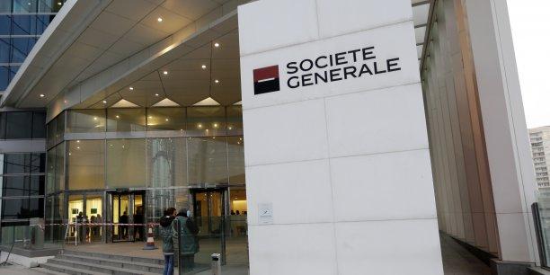 La principale suspecte de l'affaire bénéficiait de l'aide de deux cadres de la banque, aujourd'hui licenciés. (Photo : Reuters)