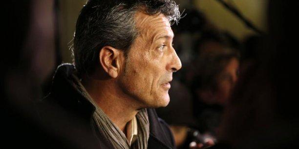 Devenu tête de liste PS, l'icône de Florange estime que le Medef n'est pas vendeur du Made in France. (Photo : Reuters)