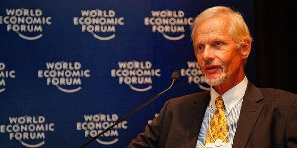 Pour Hellmut Schütte, doyen de la CEIBS, « la Chine va devenir le principal concurrent de l'Occident sur son propre terrain »./ DR