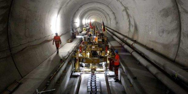 Le tunnel permettra de relier en train les villes de Dalian (province du Liaoning) et Yantai (province du Shandong) en une quarantaine de minutes.
