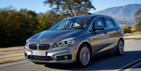 La nouvelle Série 2 Active Tourer de BMW