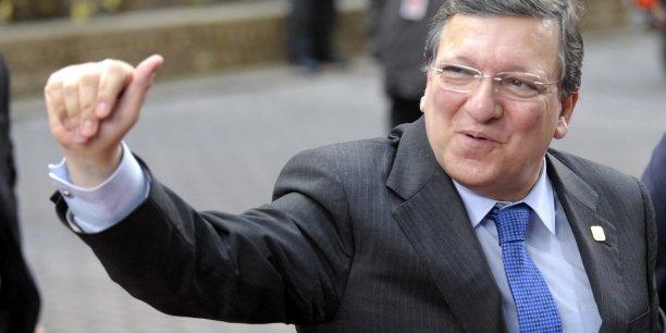 José Manuel Barroso rejoint Goldman Sachs comme président non exécutif.
