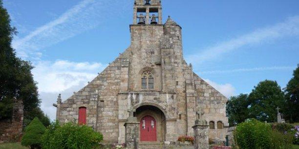 A Loc Envel (Côtes d'Armor), il y a presque un habitant sur cinq qui est candidat aux municipales./ DR