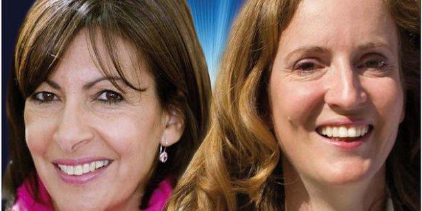 Nathalie Kosciuzko-Morizet et Anne Hidalgo se confronteront aux entrepreneurs lors d'une rencontre exceptionnelle au siège du Medef.