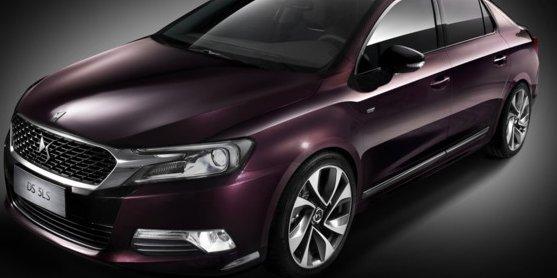 La DS 5LS sera vendue en Chine comme une DS, sans logo Citroën