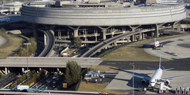 Le terminal 1 de l'aéroport de Roissy Charles-de-Gaulle