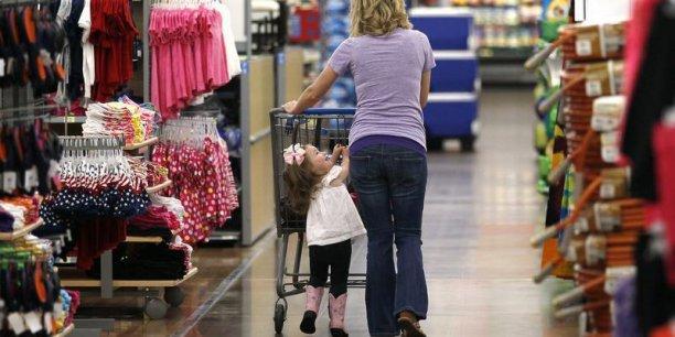 La consommation est le seul secteur qui a affiché une progression, de 3% (contre 3,3% au trimestre précédent). (Photo : Reuters)