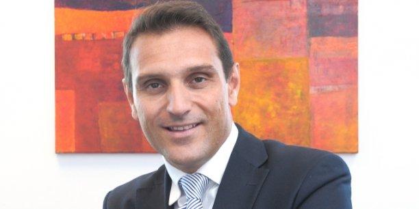 Daniel Buffelard président de Lyon Pôle Bourse