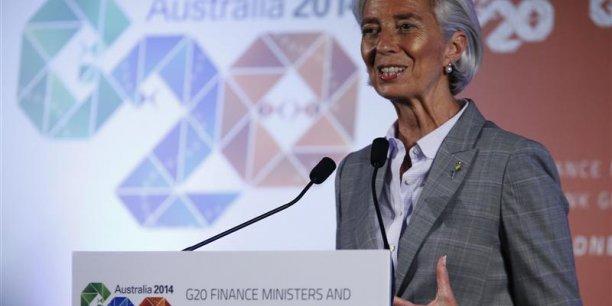 Les pays du G20 viennent de se réunir à Washington. En février, le sommet s'était tenu à Sidney. (Photo : Reuters)