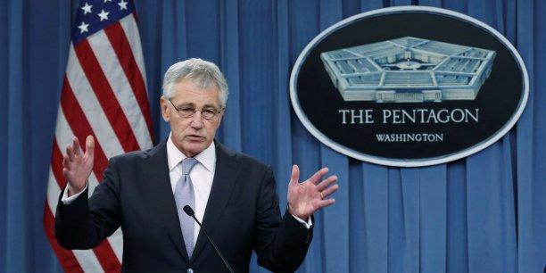 Chuck Hagel, secrétaire d'Etat à la Défense depuis février 2013, doit annoncer sa démission ce lundi.