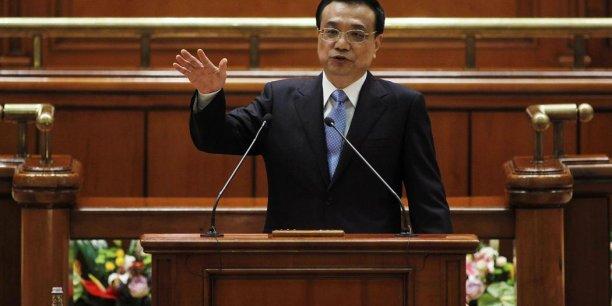 Le premier ministre chinois, Li Kegiang, est en visiste officielle en France cette semaine