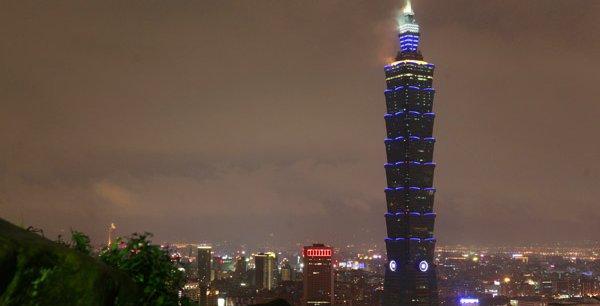 L'île de Taiping, près de Taiwan (ci-dessus) fait l'objet de revendications de la part des Philippines
