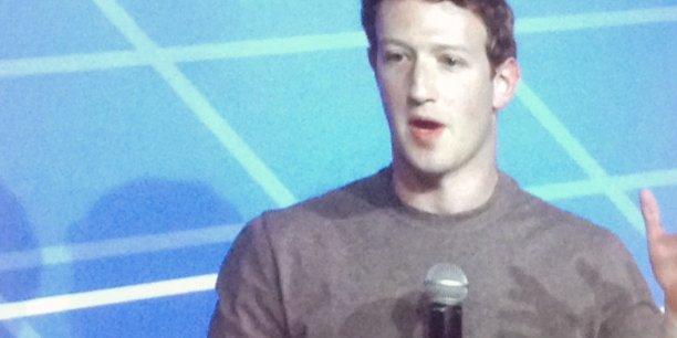 Le patron de Facebook invite les opérateurs à offrir en ilimité certains services de base comme... l'accès aux réseaux sociaux.