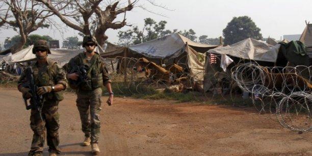 La France a envoyé 2.000 soldats en Centrafrique pour sécuriser le pays, en proie à de violents affrontements. (Photo : Reuters)