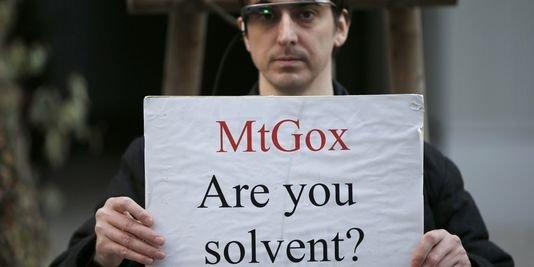 Le nouveau message d'accueil apparu sur la plateforme d'échange MtGox n'explique toujours pas les raisons de sa fermeture.