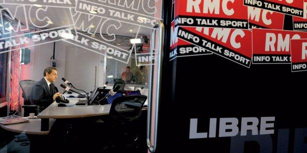 BFM TV et RMC assument : communication et image sont en cohérence avec le contenu. ©Elodie Grégoire