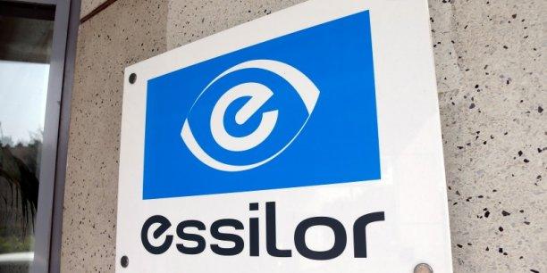 Essilor a réalisé un chiffre d'affaires net consolidé de plus de 5 milliards d'euros en 2013. (Photo : Reuters)