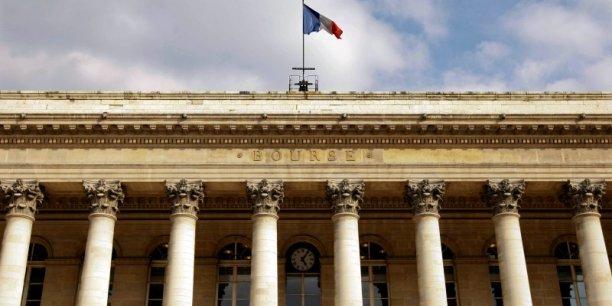 Le marché parisien recule alors même qu'il avait atteint un sommet depuis 2008 la semaine dernière.
