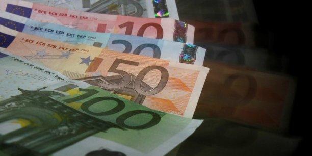 L'inflation a été de 0,8 % en zone euro en février.