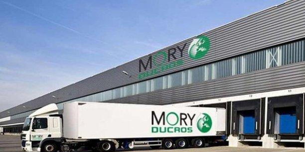 L'entreprise était née il y a un an sur les cendres de Mory Ducros au prix d'un plan de 2.800 suppressions de postes, présenté par le fonds Arcole industries.