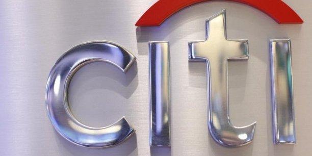 Citigroup fait partie des banques américaines qui ont échoué au stress test organisé par la Fed, en raison d'une mauvaise distribution du capital. (Photo : Reuters)