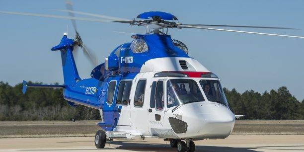 Airbus Helicopters a engrangé au salon Heli-Expo 14 nouvelles commandes de l'EC175, le dernier né de la gamme