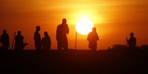 Le Soudan du Sud produit toujours plus de 175.000 barils par jour, a déclaré ce dernier, alors que le pays produisait 245.000 b/j avant le début, mi-décembre, des combats meurtriers entre les partisans de Salva Kiir et ceux de son ancien vice-président Riek Machar. (Photo : Reuters)