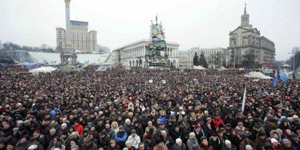 Un concert est prévu sur la place Maïdan, ce 9 mars à Kiev.