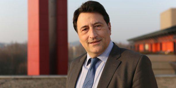 Phillipe Gillet, vice-président de l'Ecole Polytechnique et Fédérale de Lausanne.