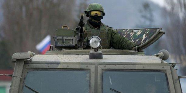 Les députés ont décidé d'adhérer à la Fédération de Russie avec les droits d'un sujet de la Fédération de Russie. (DR)
