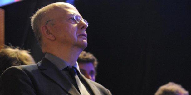 Le site Atlantico, réputé proche de l'ex-président, publie quatre extraits sonores du 26 février 2011, mêlant conversations politiques et privées. / Reuters