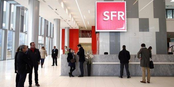 Avec son projet de rachat de SFR, Bouygues veut créer le leader français du mobile et augmenter sa capacité à réaliser des investissements. (Photo : Reuters)